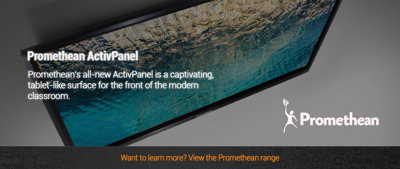 Promethean ActivPanel V6