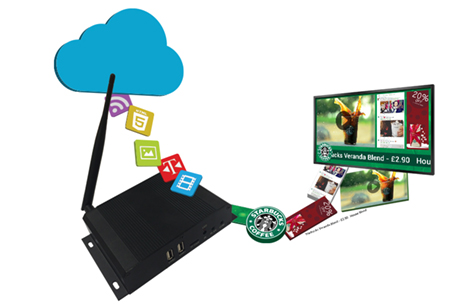 digital signage network android media player cms software