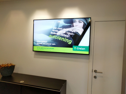 digital signage screens menu boards ports
