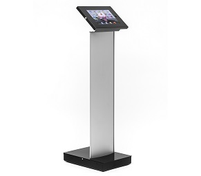 BrandIT Floor Stand for iPad 2,3,4,Air,Air 2, iPad Pro 9.7 - Black