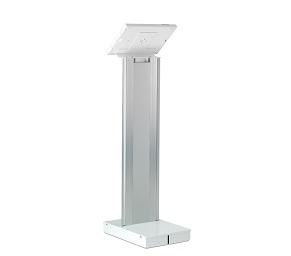 BrandIT Floor Stand, iPad Pro - White