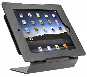 SecureDOCK Lite for iPad 2,3,4,Air,Air 2, iPad Pro 9.7, New iPad - Black