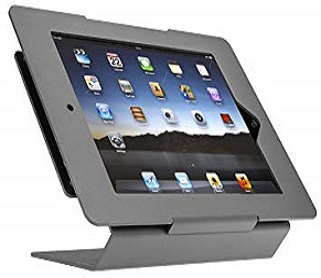 SecureDOCK Lite for iPad 2,3,4,Air,Air 2, iPad Pro 9.7, New iPad - Grey
