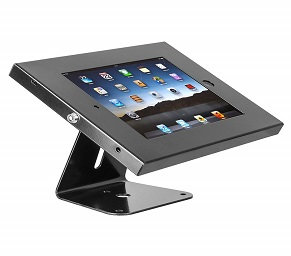 SecureDOCK UNO Desk Display for iPad 2,3,4 & Air – Black