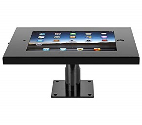 SecureDOCK UNO Desk Tilt for iPad 2,3,4 & Air – Black