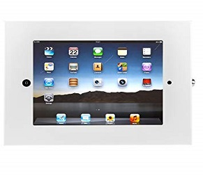 SecureDOCK UNO Flat to Wall iPad Pro – White