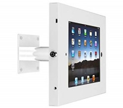 SecureDOCK UNO Wall Tilt for iPad Pro – White